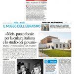 «Meis, punto focale per la cultura italiana e lo studio dei giovani»