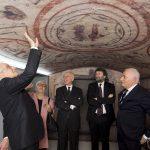 Il Presidente Mattarella inaugura il MEIS