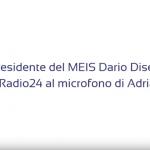 Dario Disegni a Radio 24