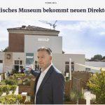 Jüdisches Museum bekommt neuen Direktor