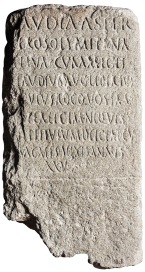EPITAPH OF CLAUDIA ASTER