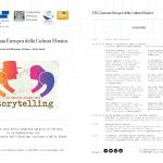 Sunday 14 October, 19th European Day of Jewish Culture in Ferrara